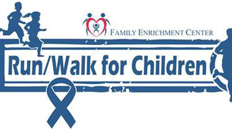 Family Enrichment Center kicks off Child Abuse Prevention Month with its annual race at Ephram...