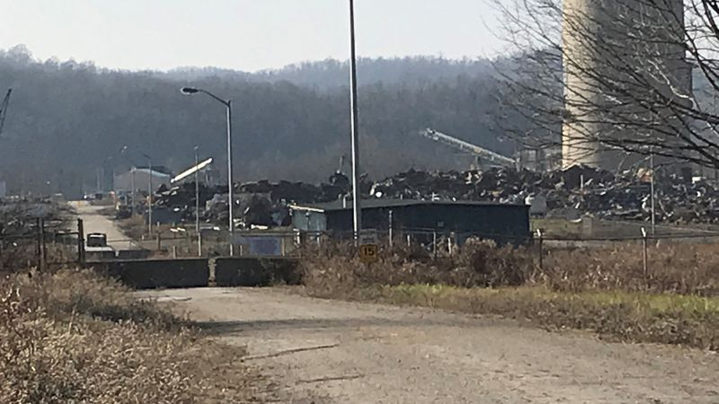 A collapse at Killen Generating Station occurred about 8:30 a.m. during work before a...