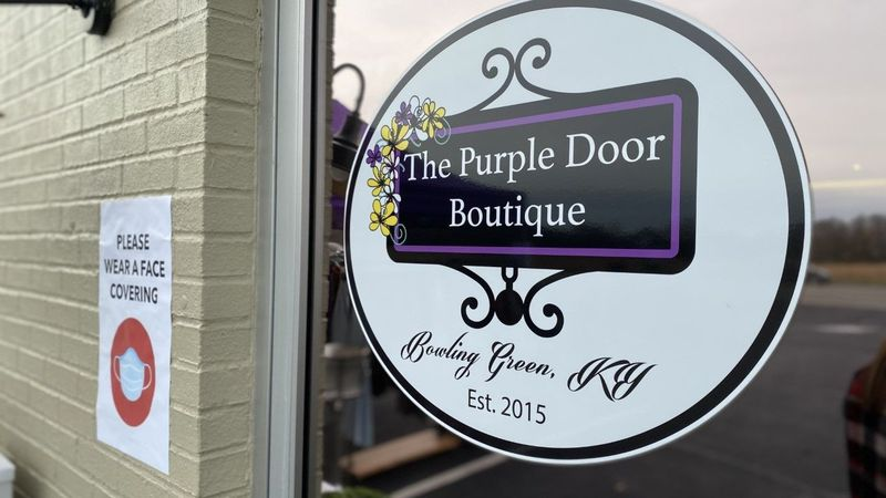 The Purple Door Boutique (WBKO)
