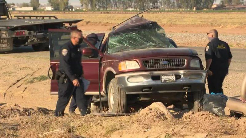 Crash in Calif. kills 13