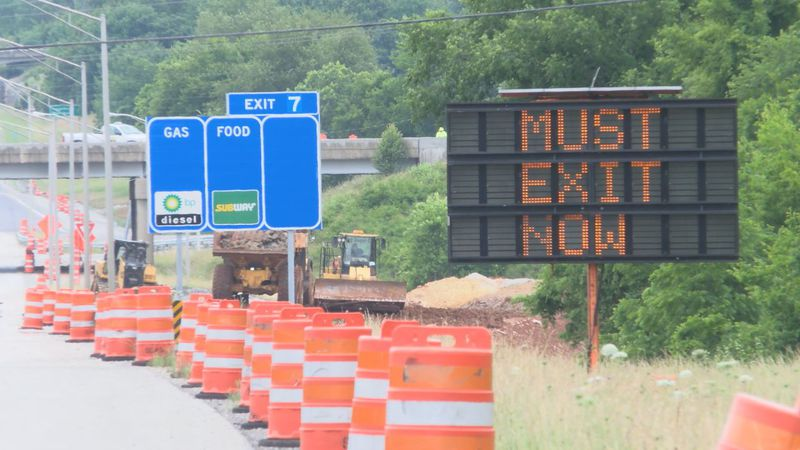 Multiple roadwork projects expected in the district.