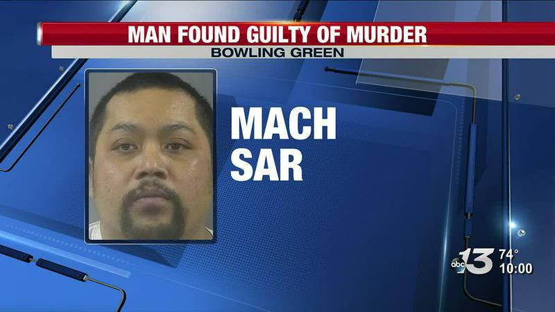Man found guilty of murder by Warren County jury