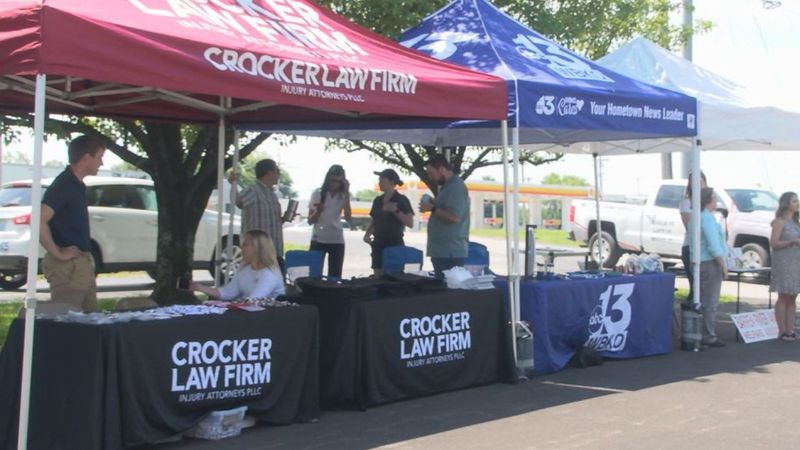 Crocker Law Firm matches donations for BRAWA.