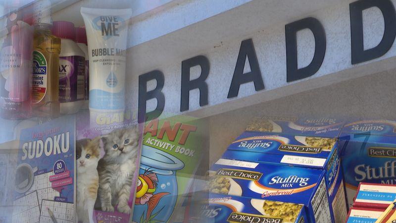BRADD collecting donations for senior citizens (WBKO)