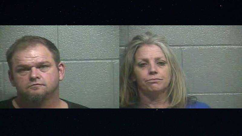 Two from Indiana arrested on drug charges