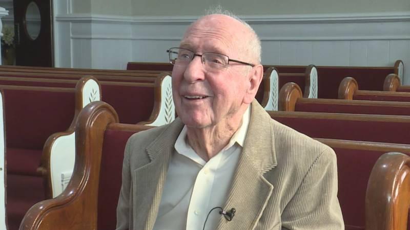 Ken Miller recognized as a Hughes & Coleman Hometown Hero