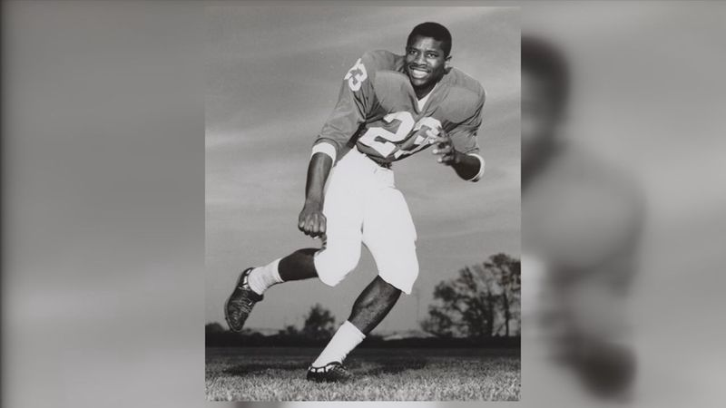 The first black athlete in SEC conference