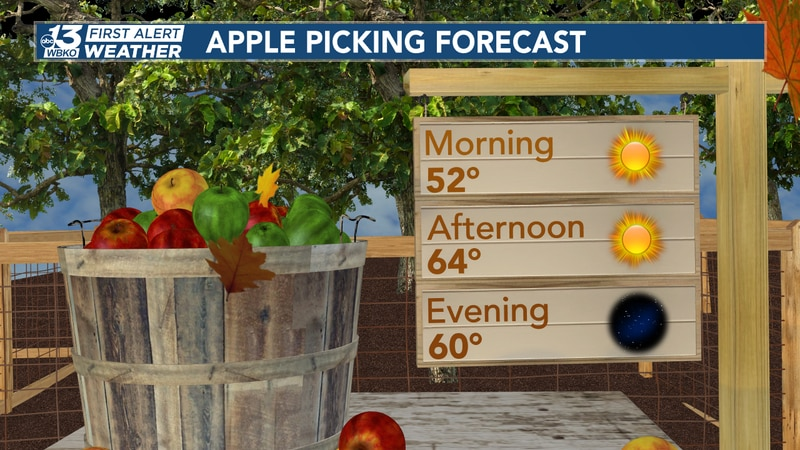 Now that it finally feels like fall outside, you can do autumn activities like picking apples,...