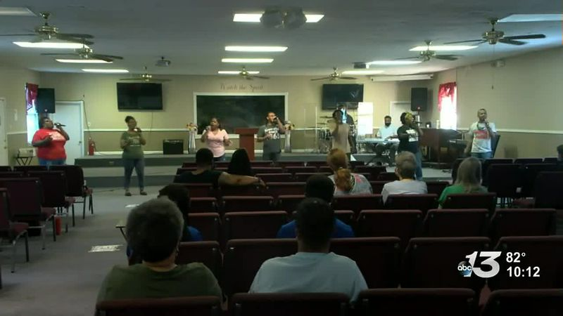 NAACP, BLAC & Essence of Harmony come together for pre-Juneteenth gospel concert
