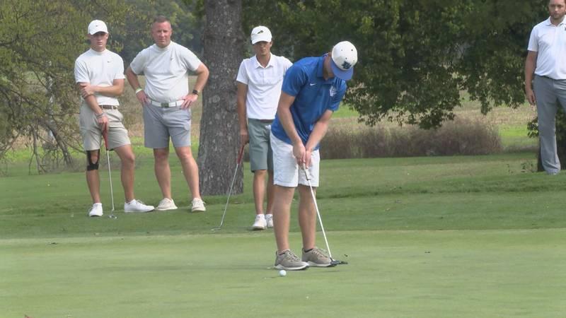 KHSAA Boys state golf