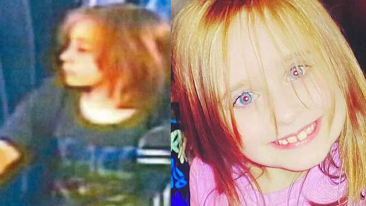 Faye Swetlik, 6, of Cayce, S.C., has been missing since Monday. (WIS/State officials)