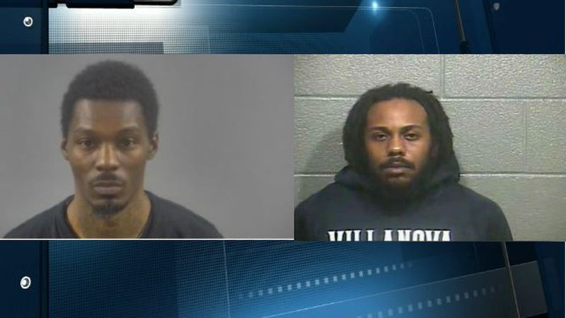 Dederic Anderson and Antwan Britt were arrested in connection to the murder of 23-year-old...