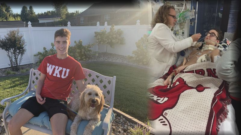 WKU Student Shares Story of Recovery (WBKO)