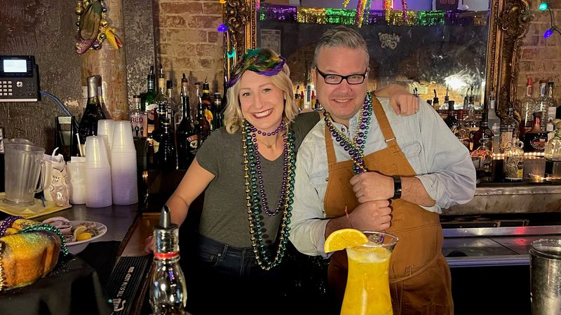 The restaurant will celebrate Fat Tuesday with dinner and drink specials.