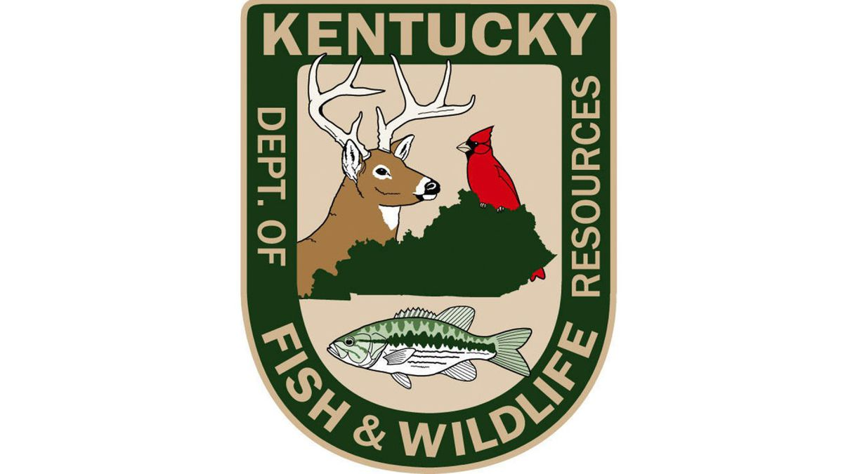Kentucky fish and wildlife logo