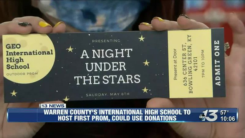 Warren County's International High School To Host First Prom, Could Use Donations