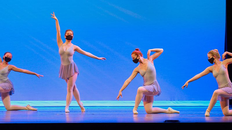 An Evening of Dance is April 10-11 at Van Meter Hall.