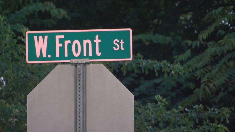 W. Front Street