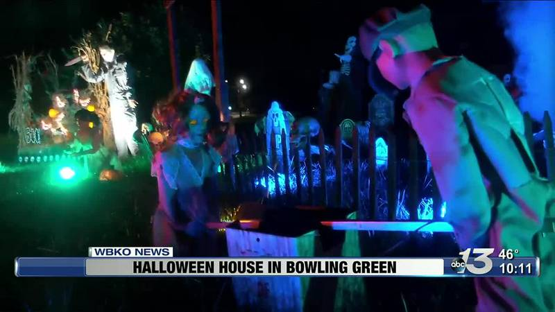 Halloween House in Bowling Green