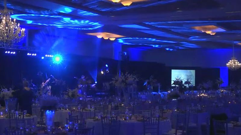 Virtual Med Center Health Charity Ball.