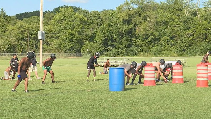 russellville panthers football