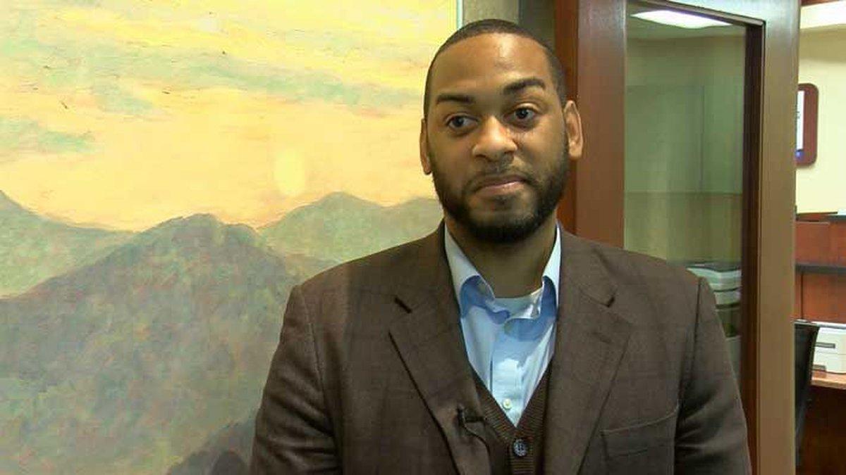 Charles Booker (Source: Kayla Vanover, WAVE 3 News)