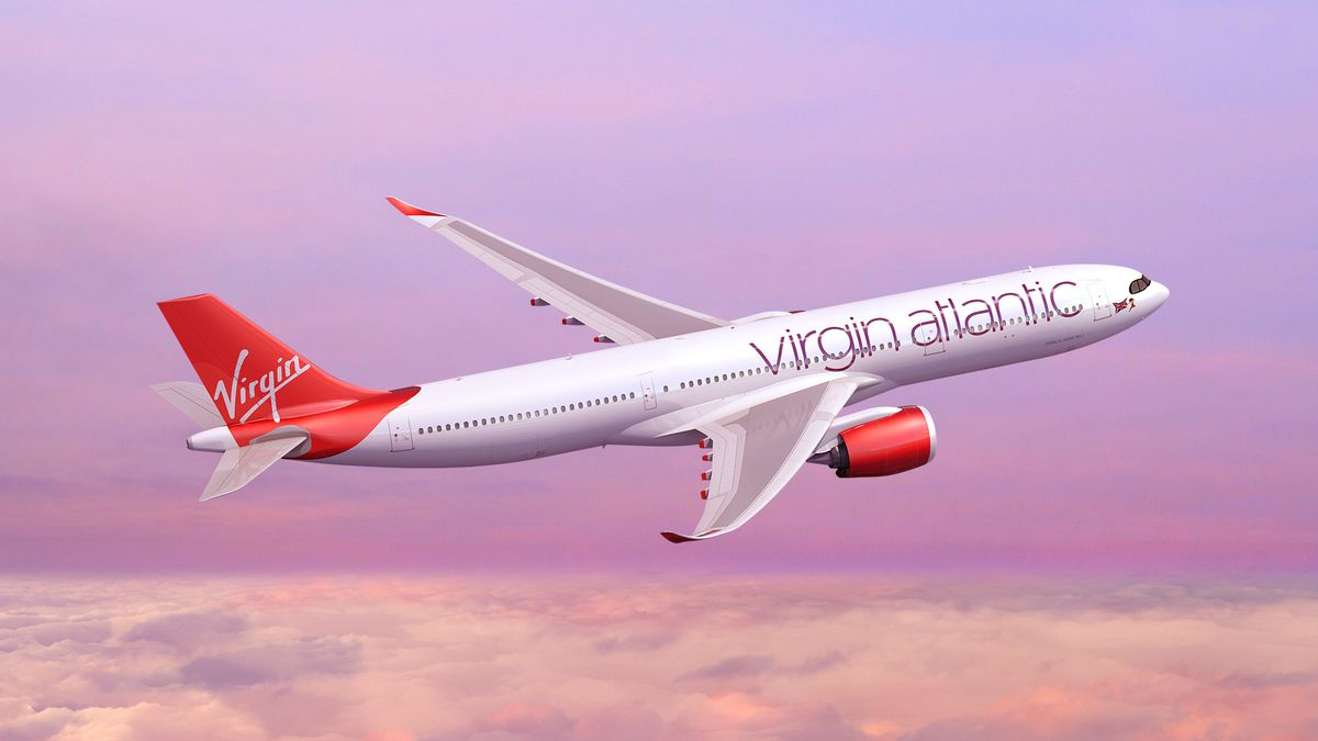 Jessica Van Meir was traveling for business on Virgin Atlantic when sexually harassing messages started showing up on the screen of her in-flight entertainment system. (Source: Virgin Atlantic)