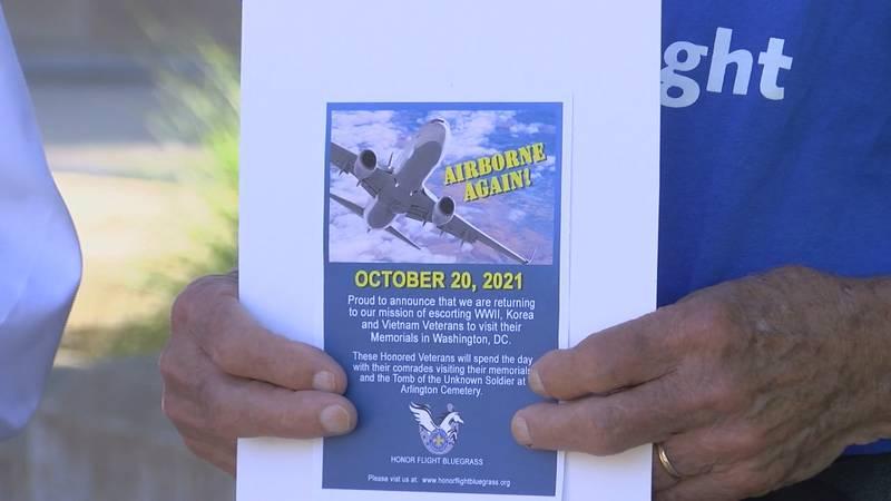 Honor Flight Bluegrass