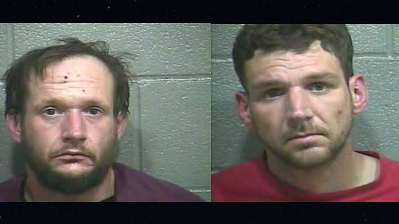 A Kentucky man and a Mississppi man have been arrested on drug charges in Glasgow