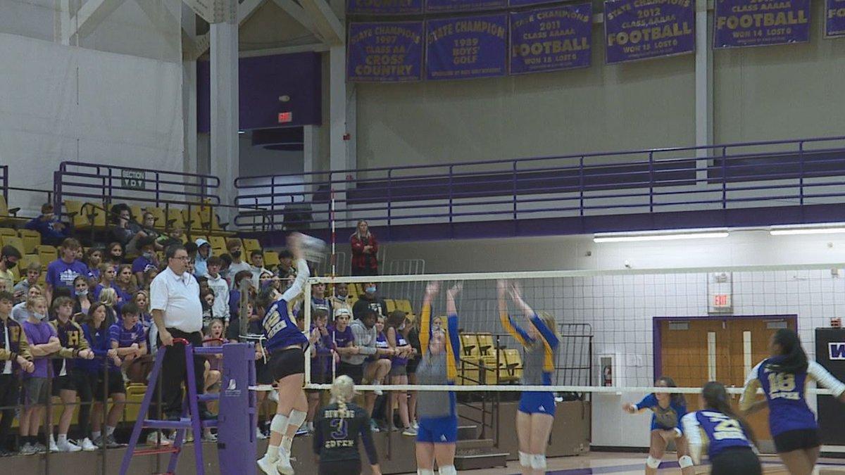 Volleyball: Bowling Green vs Warren East