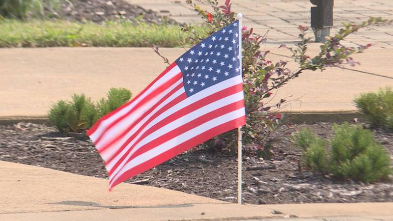 Aviation Heritage Park remembers the victims of 9/11 in a ceremony