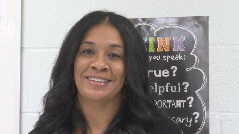 For the past 25 years, Dawn Spencer has dedicated herself to teaching first grade, at Simpson...
