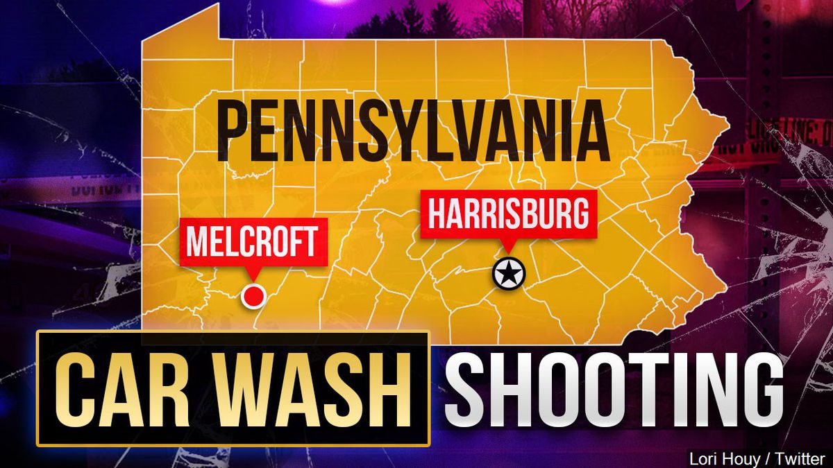 Four dead after a shooting at a Pennsylvania car wash ...