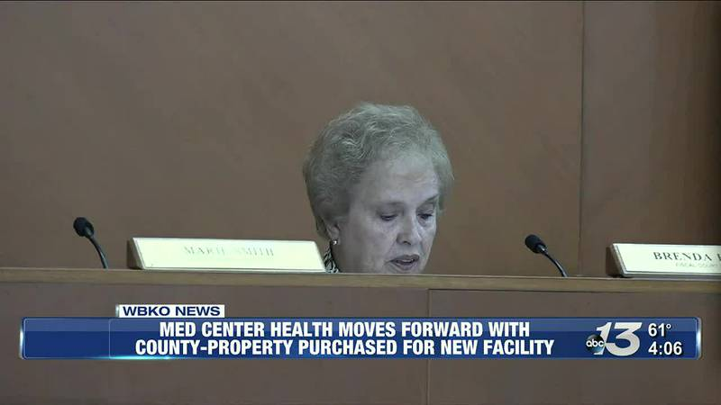 Med Center Health Moves Forward With County-Property Purchase For New Facility