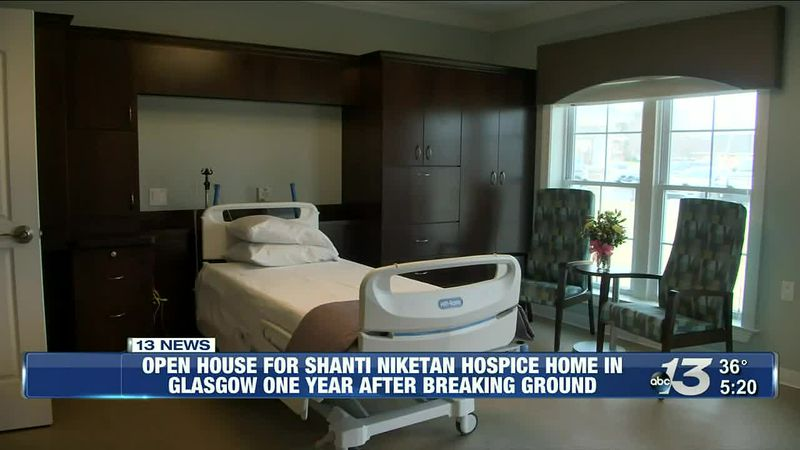 Open house for Shanti Niketan hospice home in Glasgow