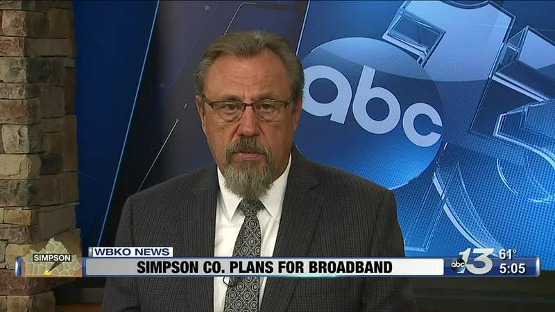 Simpson Co. Plans For Broadband