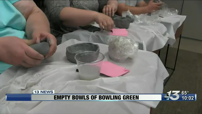 Empty Bowls of Bowling Green