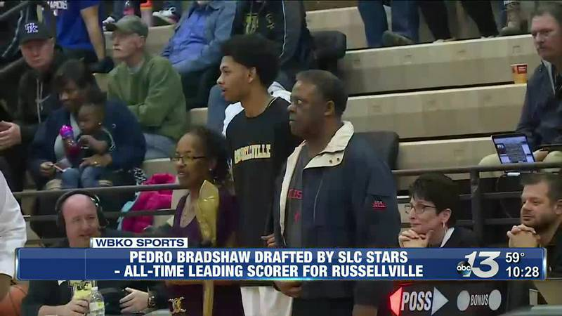 Former Russellville standout Pedro Bradshaw selected in G-League Draft