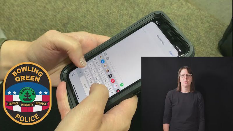 Bowling Green launches 'Text 9-1-1′
