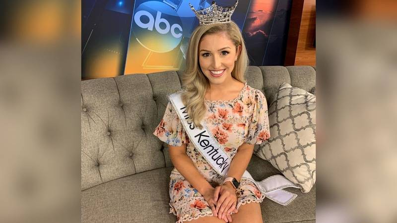 Wheeler was crowned Miss Kentucky on June 19 and will now compete for the Miss America crown...
