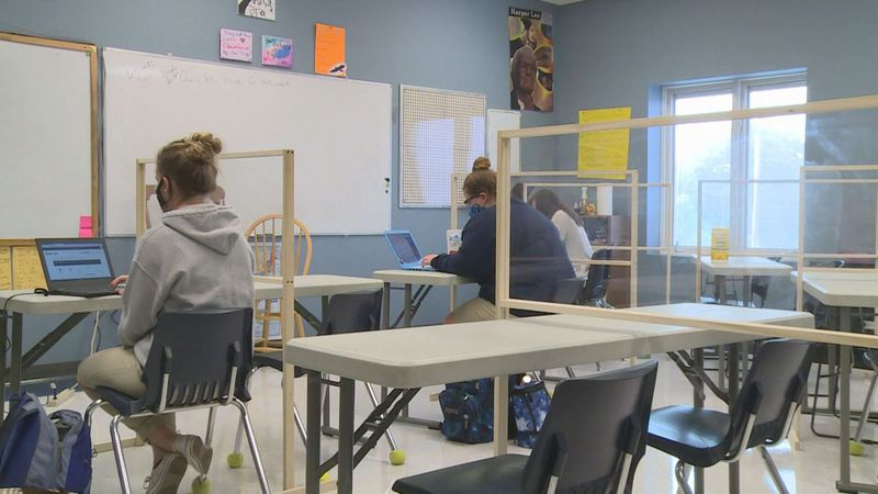 Representing Danville Christian Academy, First Liberty Institute has filed a temporary...