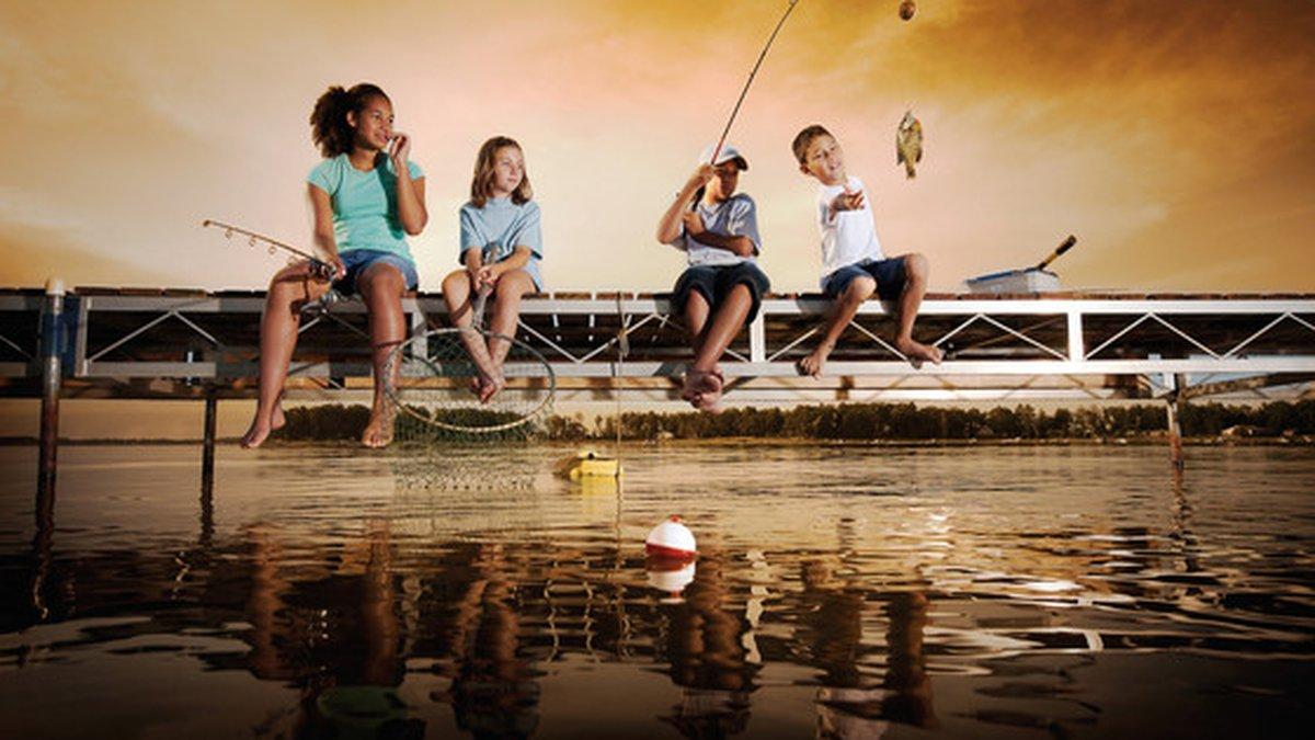 Free fishing days ahead in Kentucky