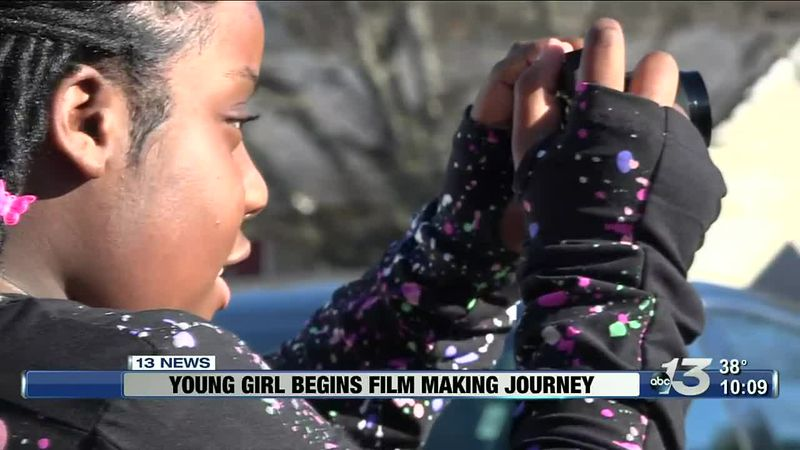 Young Bowling Green girl finds passion for film making during a pandem