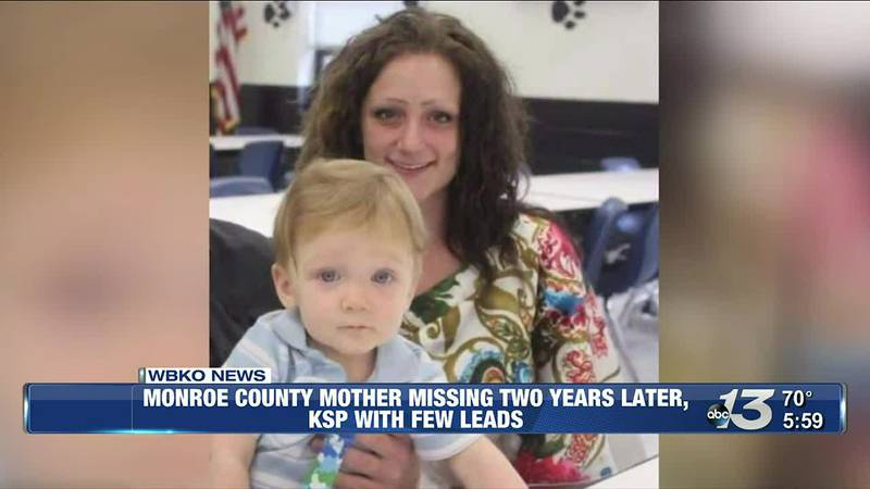 Monroe County Mother Missing Two Years Later, KSP with Few Leads
