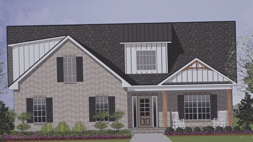 17th St. Jude Dream Home in Bowling Green.