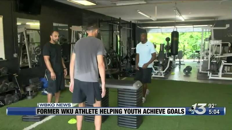 Former WKU Athlete Helping Youth Achieve Goals @ 5
