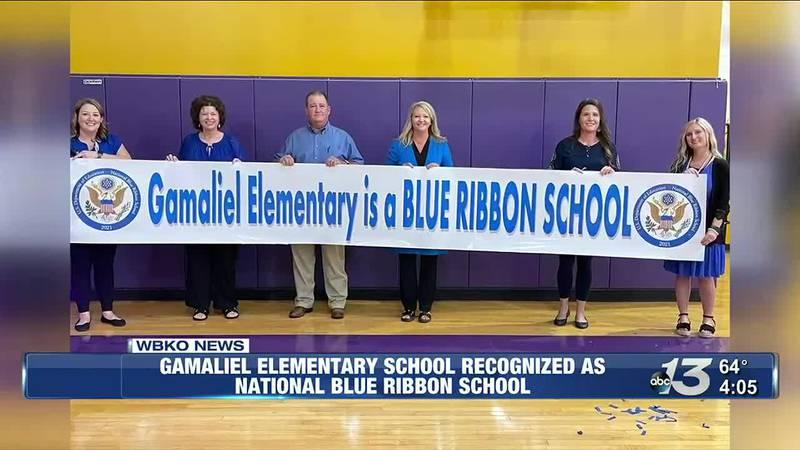 Gamaliel Elem. School Recognized as National Blue Ribbon School