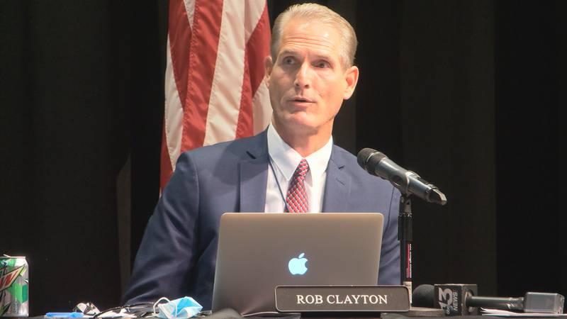 Rob Clayton