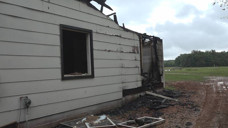 Local man loses home in fire