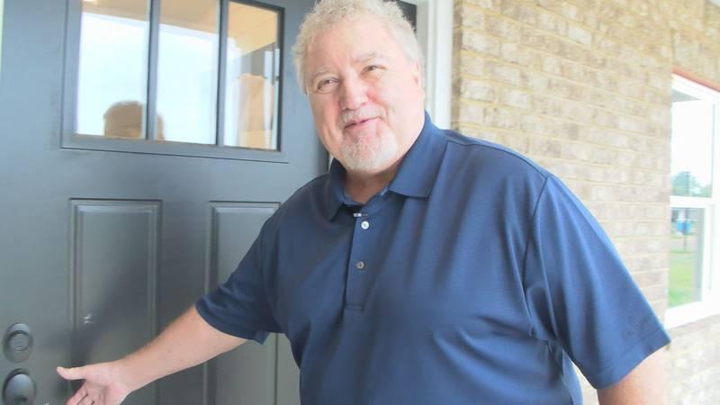 Scottsville man wins 2021 St. Jude Dream Home